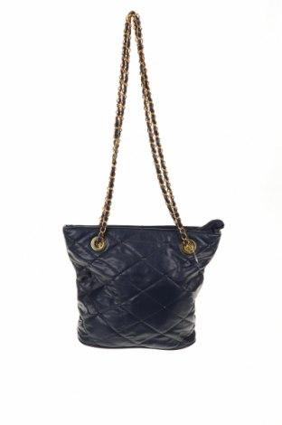 Дамска чанта Miss Selfridge, Цвят Син, Еко кожа, Цена 12,29лв.