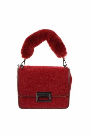 Γυναικεία τσάντα Parfois, Χρώμα Κόκκινο, Κλωστοϋφαντουργικά προϊόντα, Τιμή 13,08€
