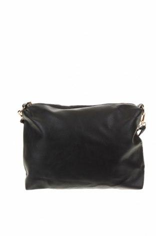 Γυναικεία τσάντα Parfois, Χρώμα Μαύρο, Δερματίνη, Τιμή 17,11€