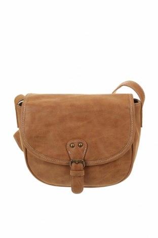 Γυναικεία τσάντα Piping Hot, Χρώμα  Μπέζ, Δερματίνη, Τιμή 14,81€