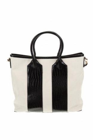 Γυναικεία τσάντα Reserved, Χρώμα  Μπέζ, Κλωστοϋφαντουργικά προϊόντα, δερματίνη, Τιμή 19,56€