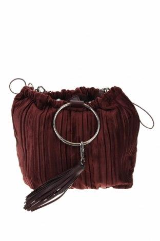 Γυναικεία τσάντα Reserved, Χρώμα Βιολετί, Κλωστοϋφαντουργικά προϊόντα, Τιμή 10,86€