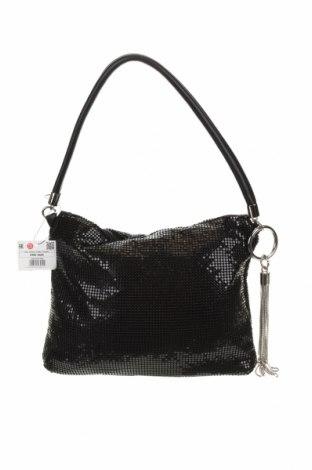 Γυναικεία τσάντα Reserved, Χρώμα Μαύρο, Μέταλλο, Τιμή 16,73€