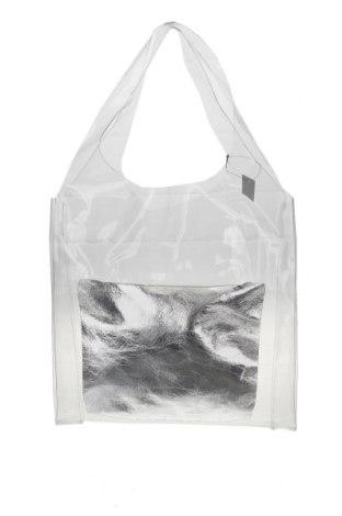 Γυναικεία τσάντα Reserved, Χρώμα Λευκό, Πολυουρεθάνης, Τιμή 10,86€