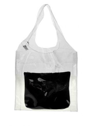 Γυναικεία τσάντα Reserved, Χρώμα Λευκό, Πολυουρεθάνης, δερματίνη, Τιμή 22,81€