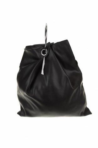 Γυναικεία τσάντα Reserved, Χρώμα Μαύρο, Δερματίνη, Τιμή 18,85€