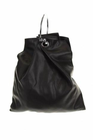 Γυναικεία τσάντα Reserved, Χρώμα Μαύρο, Δερματίνη, Τιμή 15,30€