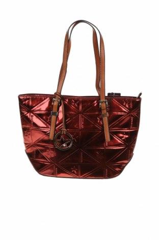 Dámská kabelka  Thierry Mugler, Barva Červená, Eko kůže, Cena  2386,00Kč