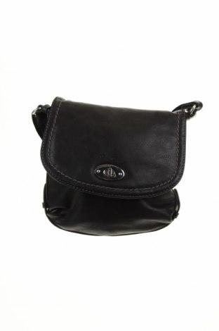 Дамска чанта Tom Tailor, Цвят Черен, Еко кожа, Цена 31,50лв.