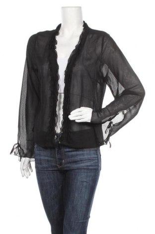 Γυναικεία ζακέτα Another Woman, Μέγεθος L, Χρώμα Μαύρο, Πολυεστέρας, Τιμή 5,91€
