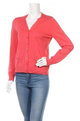Дамска жилетка Betty Barclay, Размер L, Цвят Розов, 80% вискоза, 20% полиамид, Цена 12,96лв.