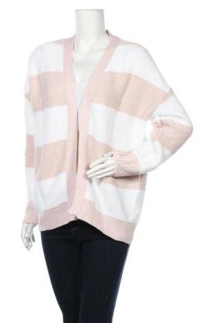 Дамска жилетка Bewear, Размер M, Цвят Розов, Акрил, Цена 14,73лв.