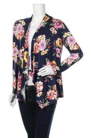 Дамска жилетка Couture, Размер S, Цвят Син, Цена 9,56лв.