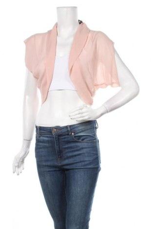 Дамска жилетка Esprit, Размер S, Цвят Розов, Полиестер, Цена 5,62лв.