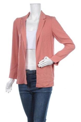 Дамска жилетка New Look, Размер XS, Цвят Розов, Цена 24,00лв.
