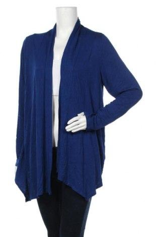 Γυναικεία ζακέτα Reitmans, Μέγεθος XL, Χρώμα Μπλέ, 95% βισκόζη, 5% ελαστάνη, Τιμή 15,79€