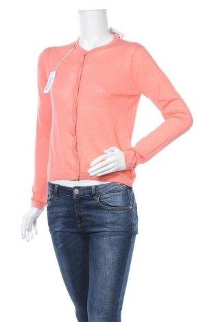 Γυναικεία ζακέτα SUN68, Μέγεθος M, Χρώμα Ρόζ , Βαμβάκι, Τιμή 13,27€