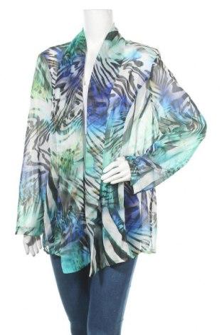 Γυναικεία ζακέτα Vera Varelli, Μέγεθος XL, Χρώμα Πολύχρωμο, Τιμή 5,26€