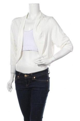 Дамска жилетка Yessica, Размер XL, Цвят Бял, 95% вискоза, 5% еластан, Цена 6,05лв.