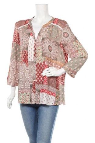 Γυναικείο πουκάμισο Armand Thiery, Μέγεθος XL, Χρώμα Πολύχρωμο, Τιμή 4,09€