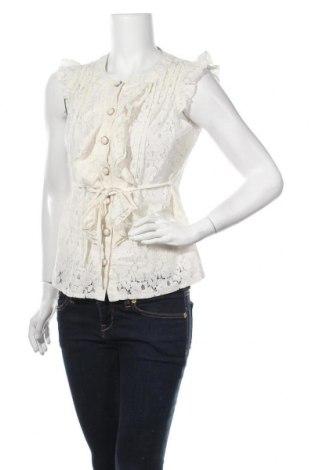 Γυναικείο πουκάμισο Atmosphere, Μέγεθος M, Χρώμα Λευκό, 80% βαμβάκι, 20% πολυεστέρας, Τιμή 11,69€