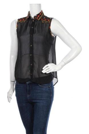 Γυναικείο πουκάμισο Atmosphere, Μέγεθος S, Χρώμα Μαύρο, Τιμή 11,04€