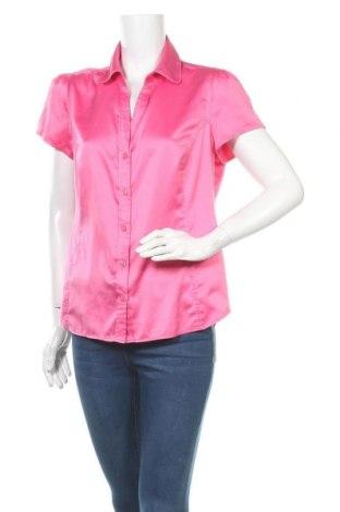 Γυναικείο πουκάμισο Avant Premiere, Μέγεθος XL, Χρώμα Ρόζ , 97% πολυεστέρας, 3% ελαστάνη, Τιμή 5,46€