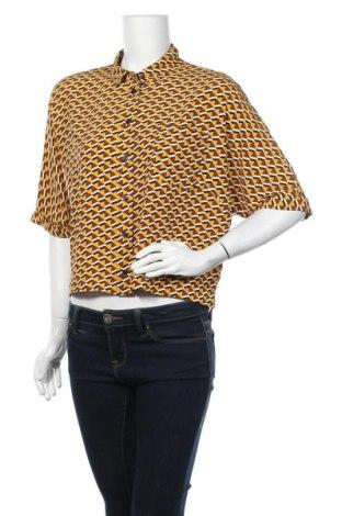 Γυναικείο πουκάμισο Avant Premiere, Μέγεθος L, Χρώμα Πολύχρωμο, Πολυεστέρας, Τιμή 8,83€