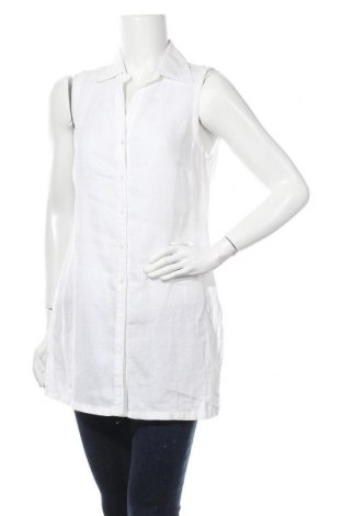 Γυναικείο πουκάμισο Betty Barclay, Μέγεθος S, Χρώμα Εκρού, Λινό, Τιμή 21,82€
