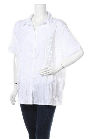 Γυναικείο πουκάμισο Bexleys, Μέγεθος 3XL, Χρώμα Λευκό, Πολυεστέρας, Τιμή 11,04€