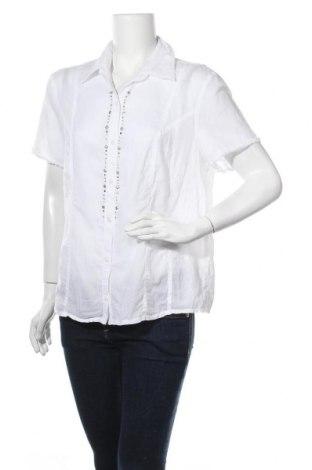 Γυναικείο πουκάμισο Bianca, Μέγεθος M, Χρώμα Λευκό, Τιμή 7,27€
