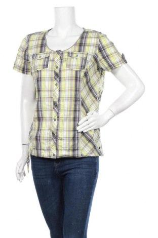 Γυναικείο πουκάμισο Cecil, Μέγεθος M, Χρώμα Πολύχρωμο, 67% βαμβάκι, 29% πολυαμίδη, 4% ελαστάνη, Τιμή 9,94€