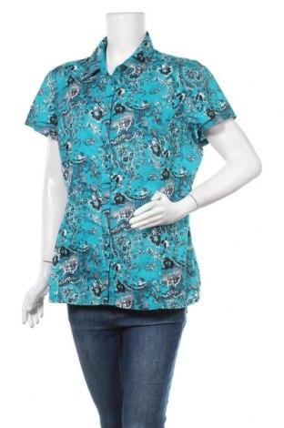 Γυναικείο πουκάμισο Cecil, Μέγεθος L, Χρώμα Πολύχρωμο, Βαμβάκι, Τιμή 11,04€