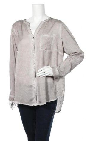 Γυναικείο πουκάμισο Charles Vogele, Μέγεθος XXL, Χρώμα Γκρί, Τιμή 9,35€