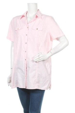 Γυναικείο πουκάμισο Collection L, Μέγεθος XL, Χρώμα Ρόζ , Τιμή 4,09€
