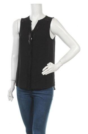 Γυναικείο πουκάμισο Colloseum, Μέγεθος S, Χρώμα Μαύρο, Πολυεστέρας, Τιμή 8,83€