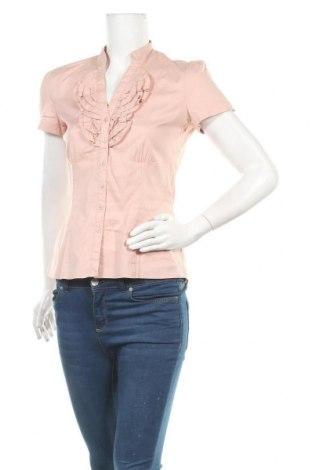 Γυναικείο πουκάμισο Comma,, Μέγεθος S, Χρώμα Ρόζ , Τιμή 22,73€