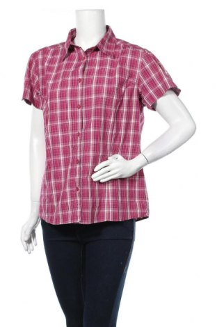 Γυναικείο πουκάμισο Crane, Μέγεθος XL, Χρώμα Πολύχρωμο, 50% πολυεστέρας, 30% βισκόζη, 20% βαμβάκι, Τιμή 9,35€