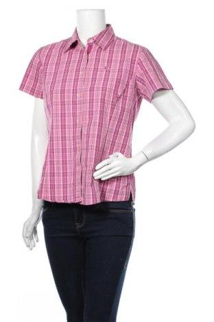 Γυναικείο πουκάμισο Crivit, Μέγεθος M, Χρώμα Πολύχρωμο, 66% βαμβάκι, 30% πολυεστέρας, 4% ελαστάνη, Τιμή 8,77€