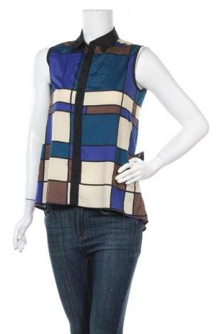 Дамска риза Dika, Размер S, Цвят Многоцветен, Полиестер, Цена 27,41лв.