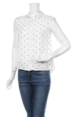 Γυναικείο πουκάμισο Ellos, Μέγεθος M, Χρώμα Λευκό, Βισκόζη, Τιμή 11,04€