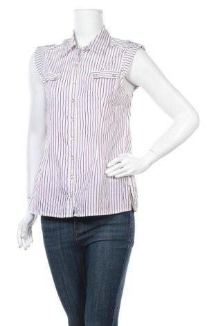 Γυναικείο πουκάμισο Kenny S., Μέγεθος M, Χρώμα Λευκό, Βαμβάκι, Τιμή 10,49€