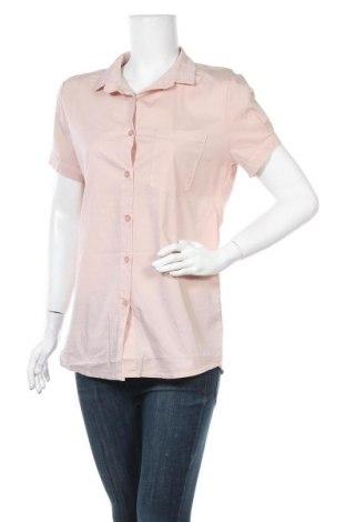 Γυναικείο πουκάμισο Made In Italy, Μέγεθος L, Χρώμα Ρόζ , Τιμή 11,04€