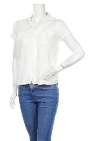 Γυναικείο πουκάμισο Massimo Dutti, Μέγεθος S, Χρώμα Λευκό, Τιμή 15,20€