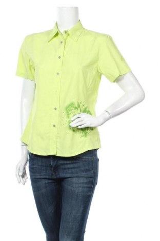 Γυναικείο πουκάμισο McKinley, Μέγεθος L, Χρώμα Πράσινο, Τιμή 11,69€