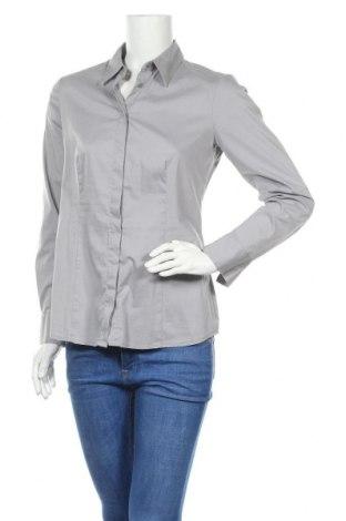 Γυναικείο πουκάμισο Mexx, Μέγεθος M, Χρώμα Γκρί, Τιμή 5,69€