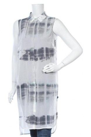 Дамска риза Mint Velvet, Размер M, Цвят Сив, Полиестер, Цена 43,73лв.