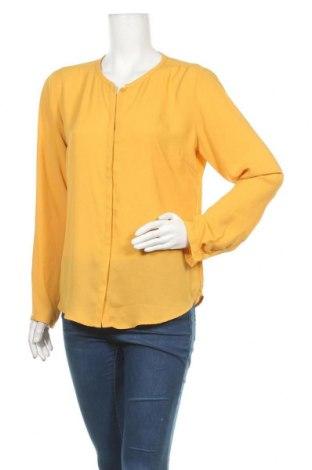 Γυναικείο πουκάμισο Modstrom, Μέγεθος M, Χρώμα Κίτρινο, Πολυεστέρας, Τιμή 27,53€