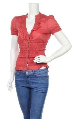 Γυναικείο πουκάμισο Morgan, Μέγεθος S, Χρώμα Ρόζ , Τιμή 10,49€