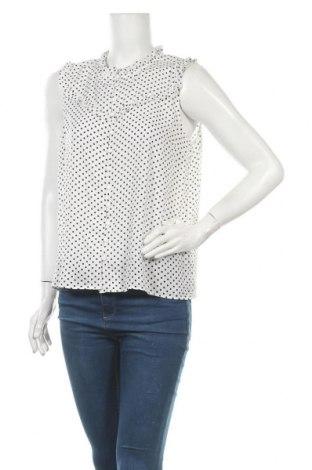 Γυναικείο πουκάμισο Naf Naf, Μέγεθος L, Χρώμα Λευκό, Τιμή 8,83€